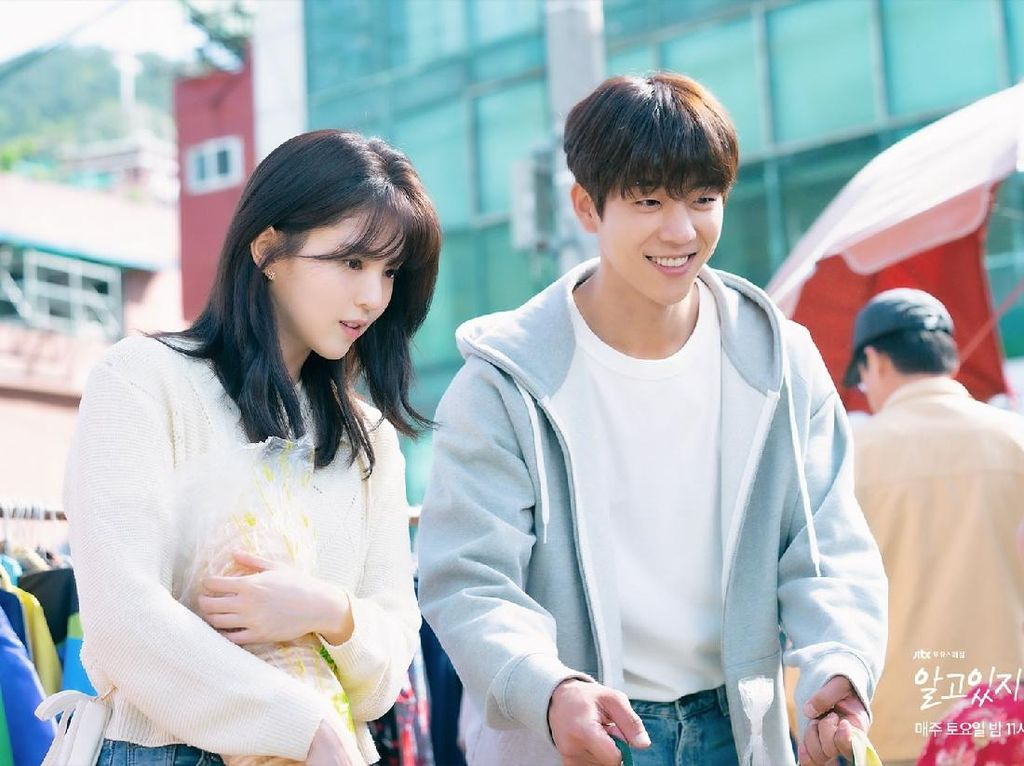 Ini Chae Jong Hyeop, Calon Sad Boy Nevertheless yang Naksir Han So Hee