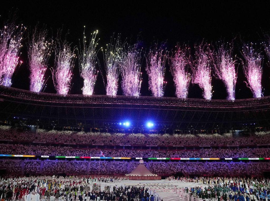 Keren! Ini Daftar Musik Video Game di Pembukaan Olimpiade Tokyo
