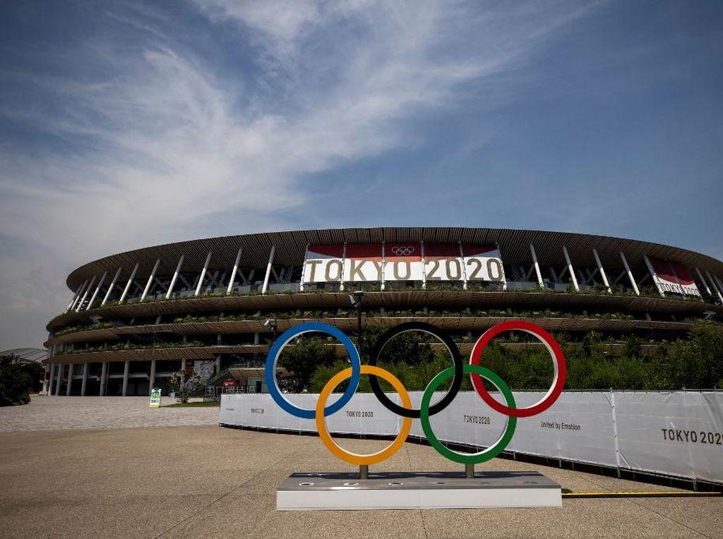 Perolehan Medali Olimpiade Tokyo Pagi Ini: China Memimpin, Indonesia ke-23