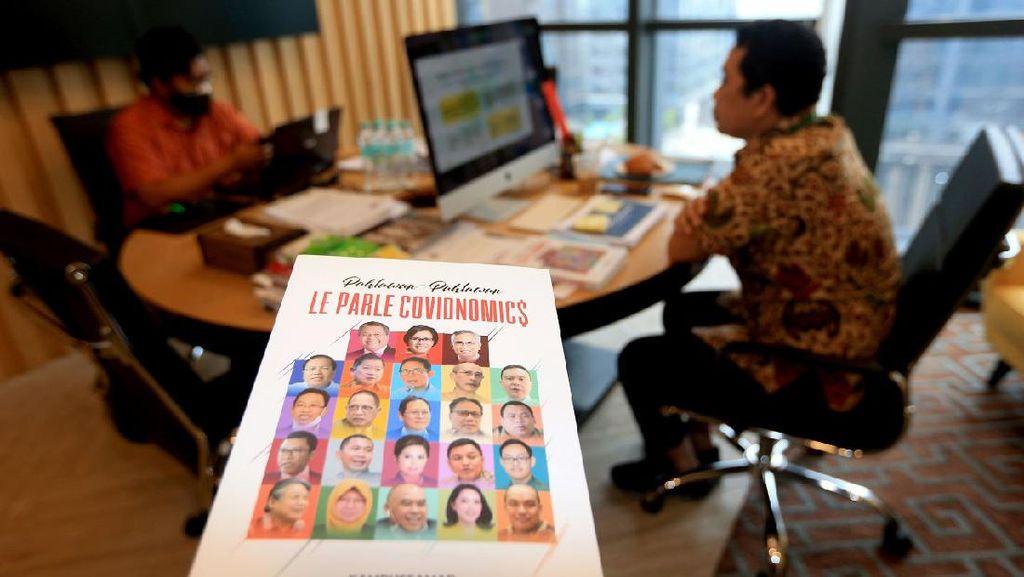 Perumusan Kebijakan Krisis COVID-19 lewat Buku Le Parle Covidnomics