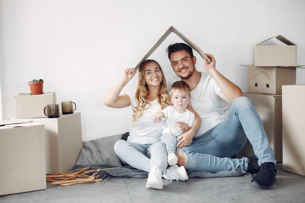 Potret Keluarga Bahagia
