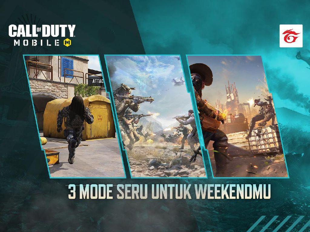 Rekomendasi Mode Seru di Call of Duty: Mobile Untuk Weekend Kamu