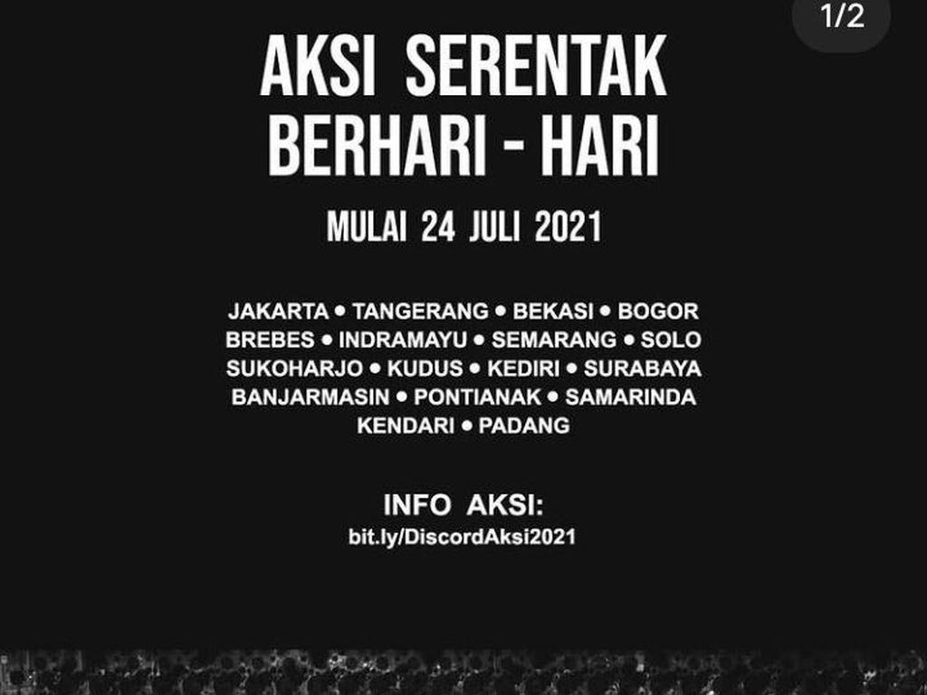 Beredar Seruan Aksi Turun ke Jalan, Polres Kudus: Tak Usah Bikin Kerumunan!