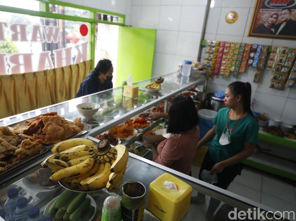 Beda Aturan di Warteg dan Restoran Saat Perpanjangan PPKM Level 4 Jawa-Bali