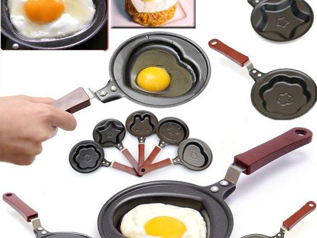5 Alat Masak Telur Praktis dan Kekinian yang Wajib Kamu Miliki