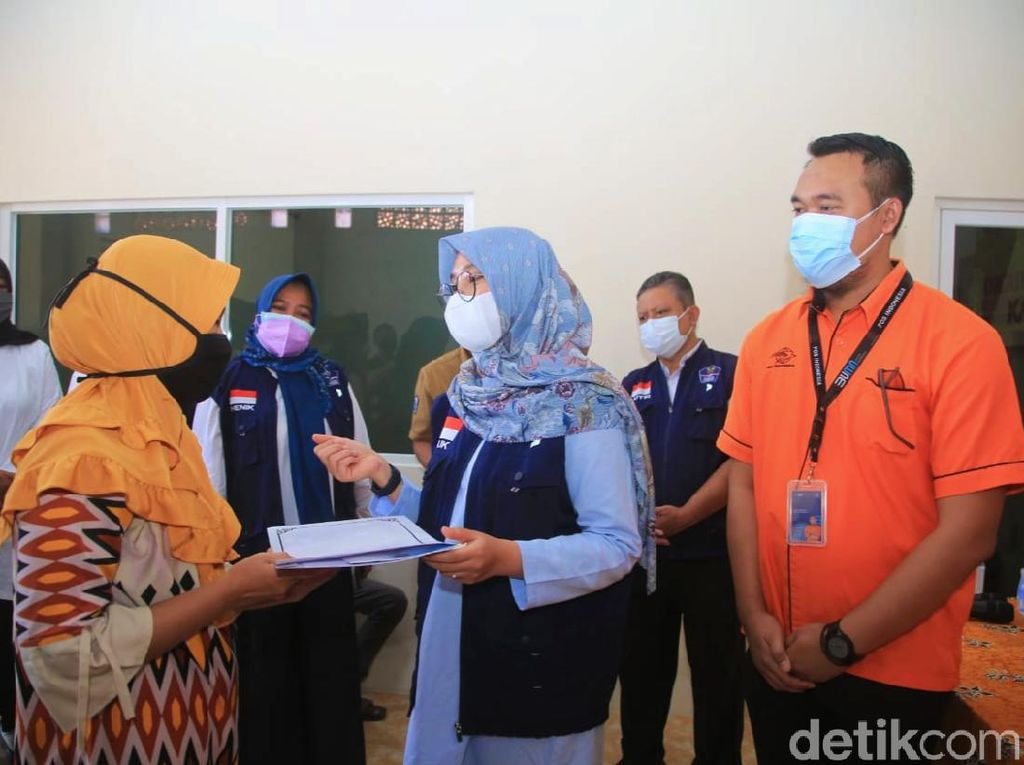 48.695 Keluarga di Banyuwangi Terima Pencairan BST Rp 600.000