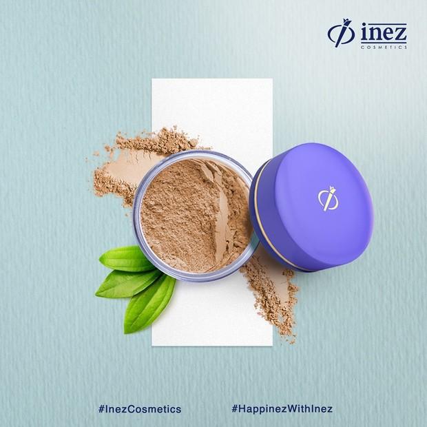 Inez Color Contour Plus Natural Finish Powder/Foto: Instagram.com/inezcosmetics