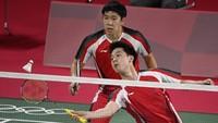 Hasil Bulutangkis Olimpiade Tokyo 2020: Marcus/Kevin Menang Mudah
