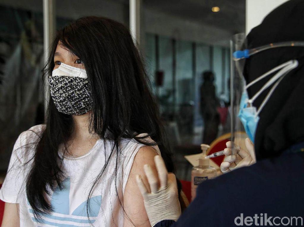 Ada Sentra Vaksinasi di Ancol, Usia 12 Tahun ke Atas Bisa Ikut