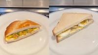 Unik! TikToker Ini Bikin Sandwich dari Menu Tahun 1900, Ini Racikannya