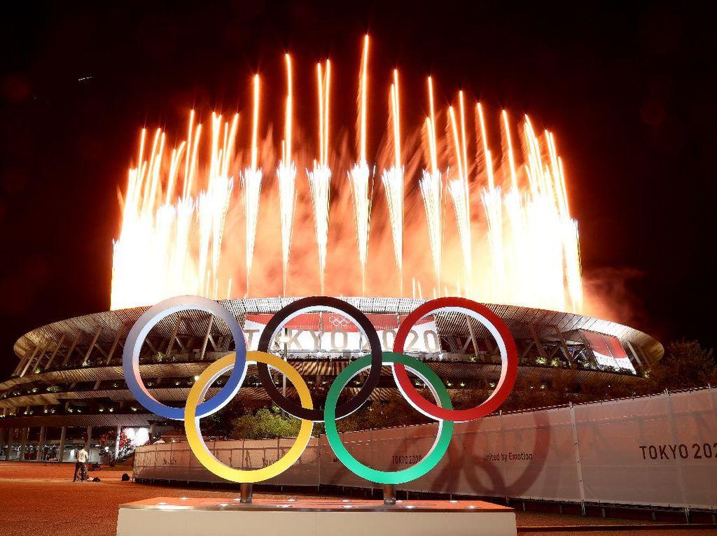 Siarkan Gambar Singgung Peserta Olimpiade Tokyo, TV Korsel Minta Maaf