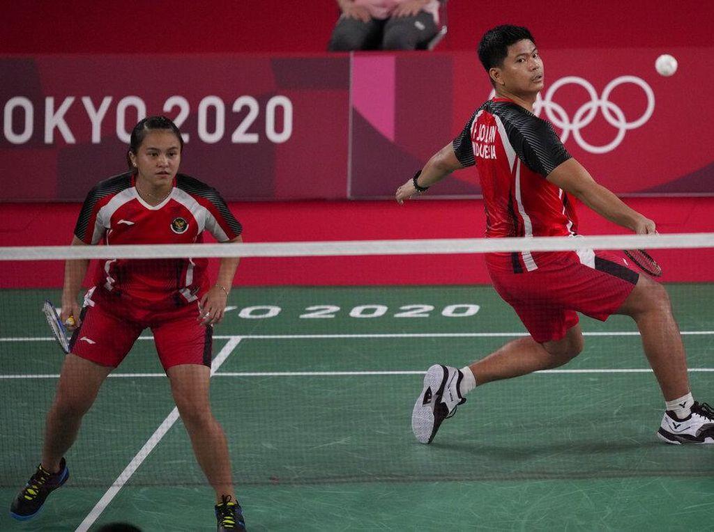 Olimpiade Tokyo: Praveen/Melati Rebut Kemenangan Kedua