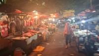 Pimpinan DPR Soroti Pasar Kebayoran Lama: Tak Ada yang Bermasker!