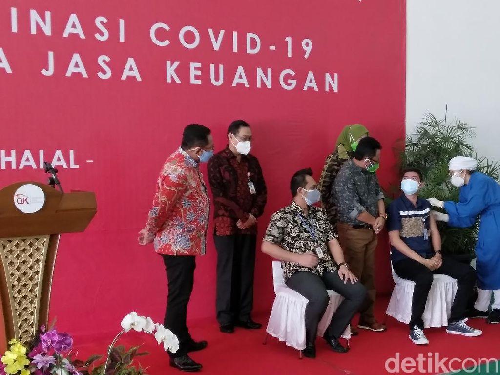 Stok Vaksin di Kota Malang Habis, Terhenti di Angka 43%