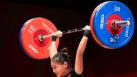 Windy Cantika Sumbang Medali Pertama Indonesia di Olimpiade Tokyo 2020