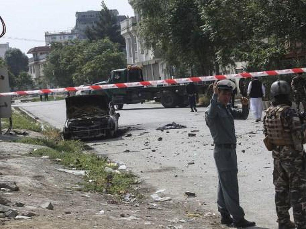 Tentara Afghanistan Tangkap 4 Taliban Atas Serangan Roket Saat Idul Adha