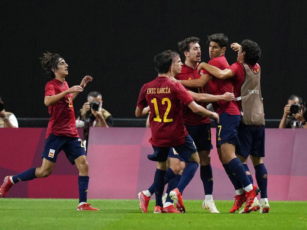 Hasil Australia Vs Spanyol Olimpiade Tokyo 2020: La Rojita Menang 1-0