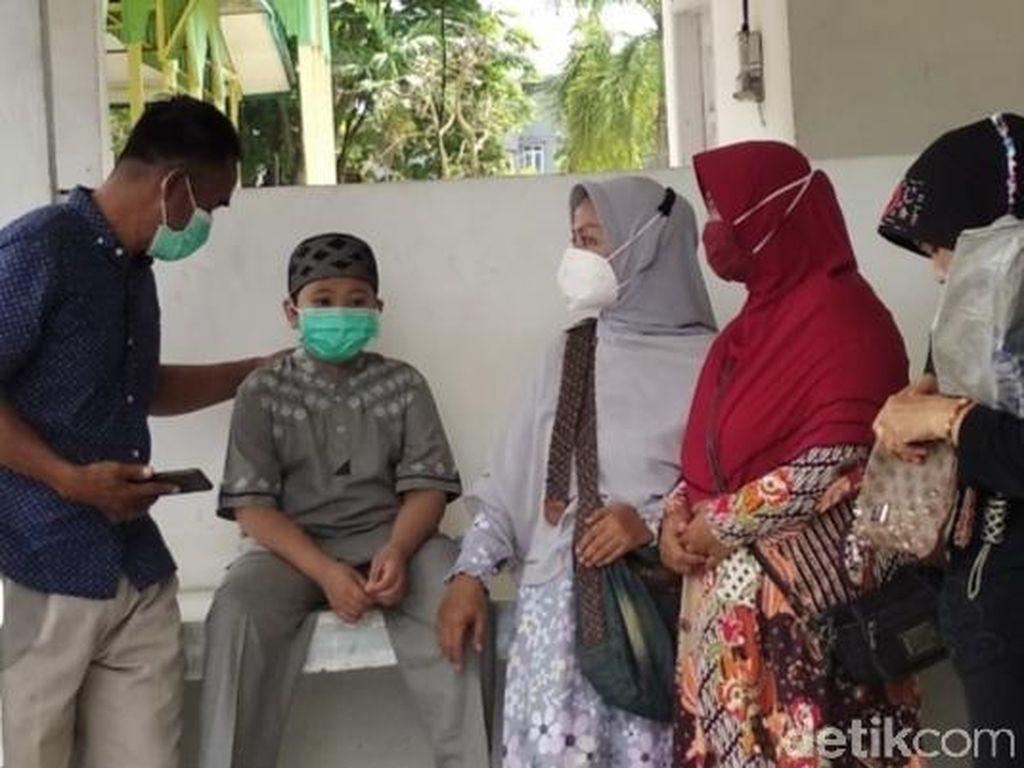 Lara Bocah Arga di Kukar: Ortunya Wafat Akibat COVID, 3 Saudaranya Isolasi