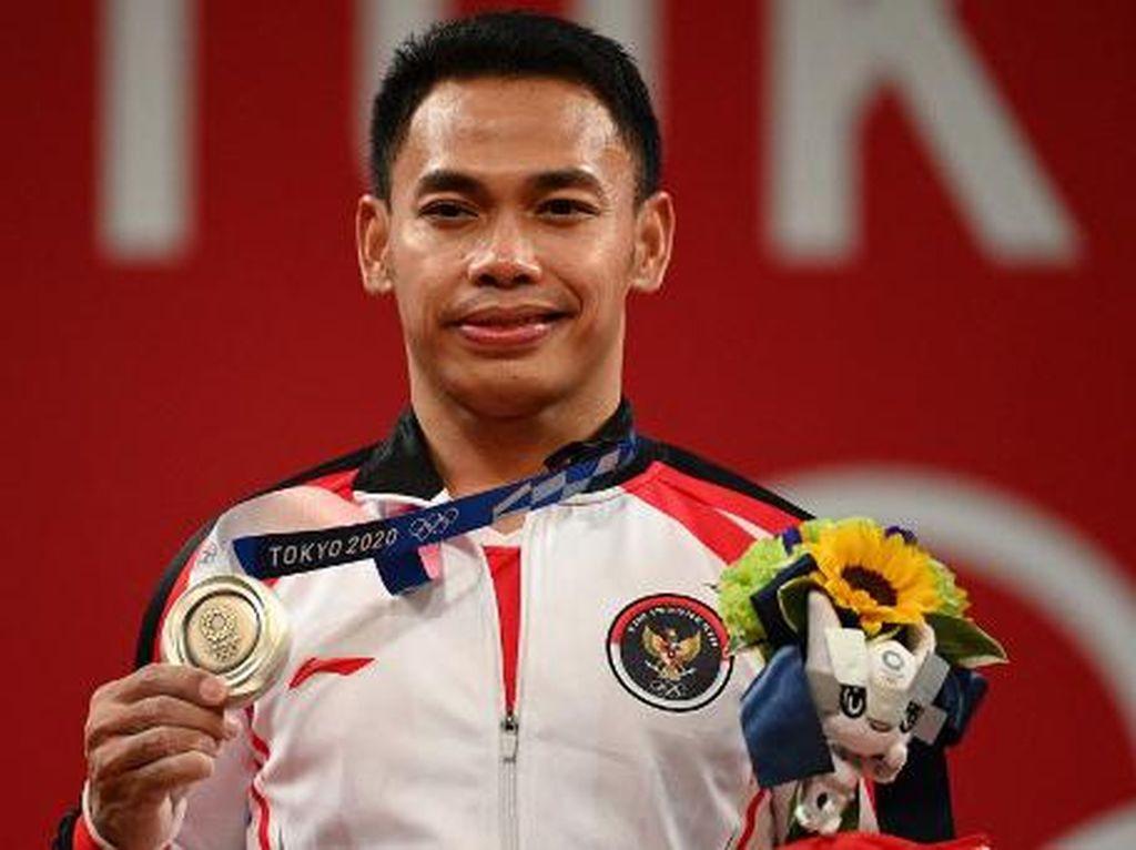 Asa Eko Yuli Tampil di Olimpiade 2024