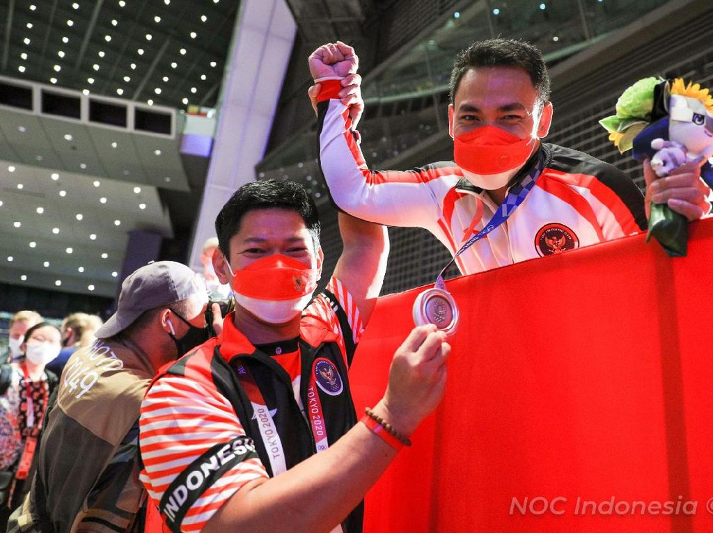 Ucapan Syukur Eko Yuli Irawan Kantongi Perak Olimpiade