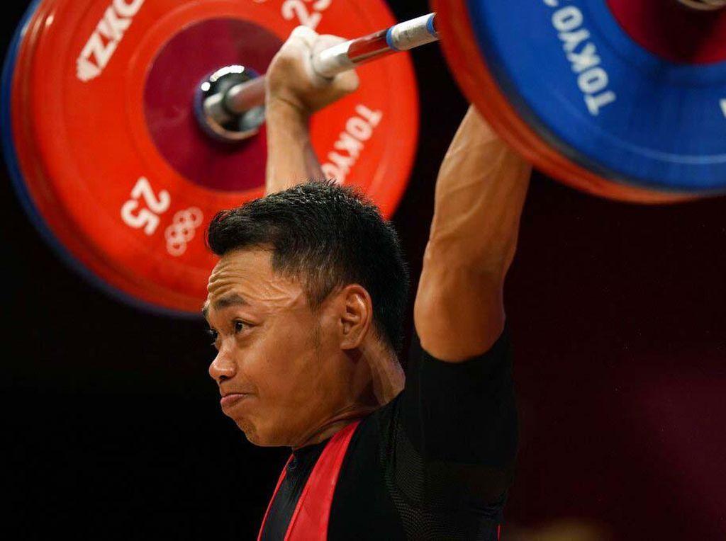 Asa Eko Yuli Tampil di Olimpiade Paris 2024 dan Bangun Sasana