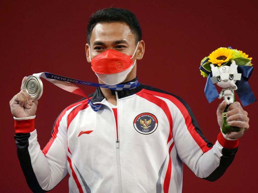 Eko Yuli Raih Perak Olimpiade, Kang Emil: Masuk Pak Eko