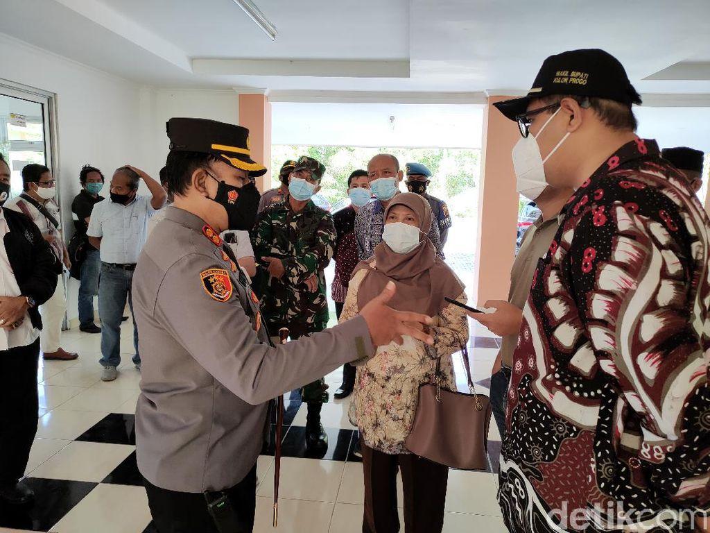 Warga Isoman di Kulon Progo Bakal Dijemput Polisi ke Shelter Terpusat