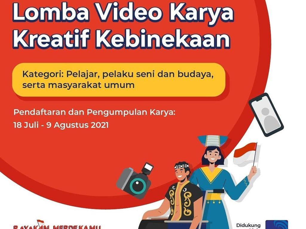 Dear Pelajar, Kemdikbud Gelar Lomba 17-an Berhadiah Hingga 20 Juta Rupiah Nih!