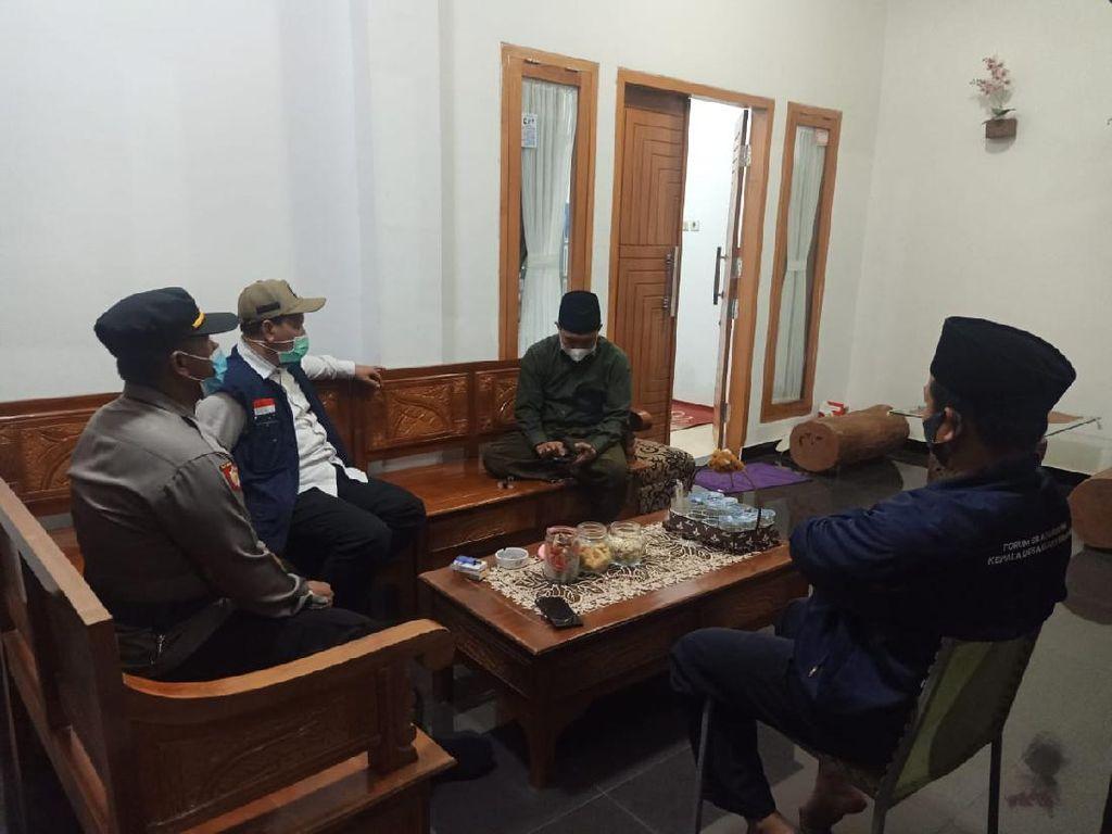 Hajatan Anggota DPRD Banyuwangi dari PPP Saat PPKM Didatangi Satgas COVID-19