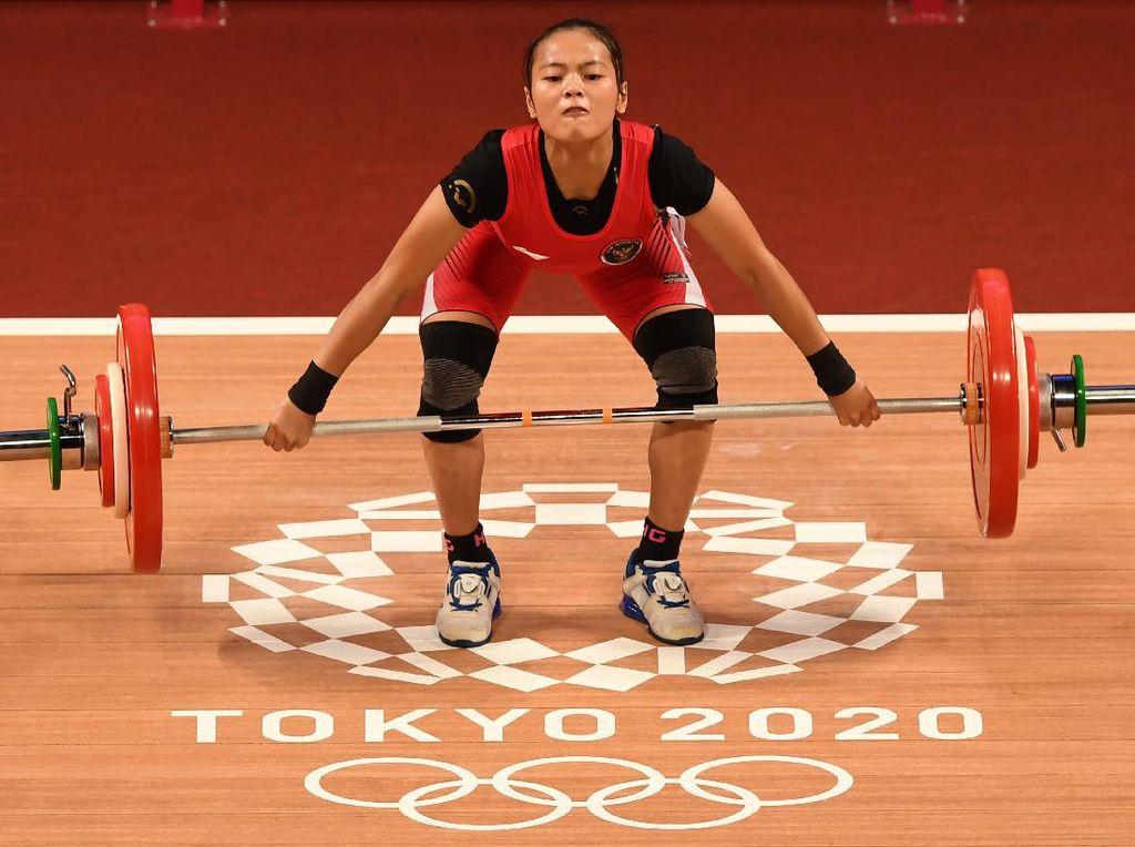 Manfaat Angkat Besi, Olahraga yang Sumbang Medali Olimpiade untuk RI