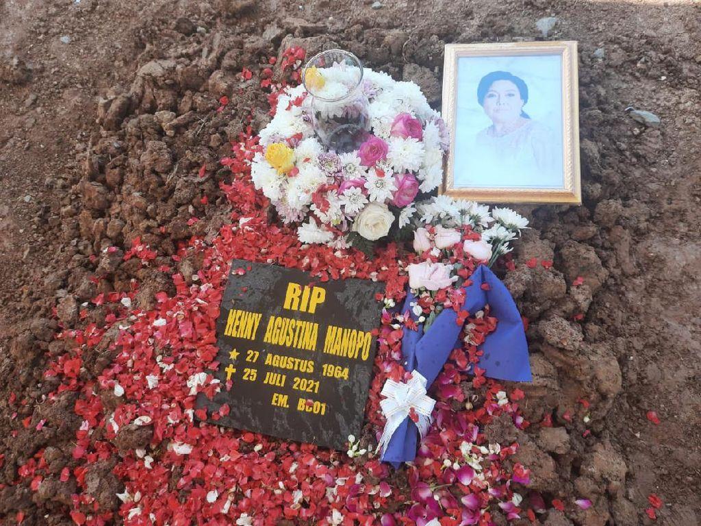Ibunda Amanda Manopo Idap Penyakit Komplikasi