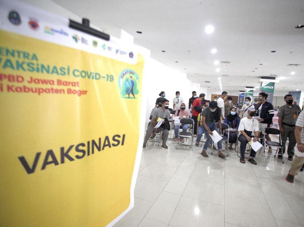 Angka Kematian COVID di Indonesia 94% Belum Vaksin