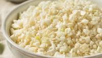 Nasi Kembang Kol Cocok untuk Diet Keto, Begini Cara Membuatnya