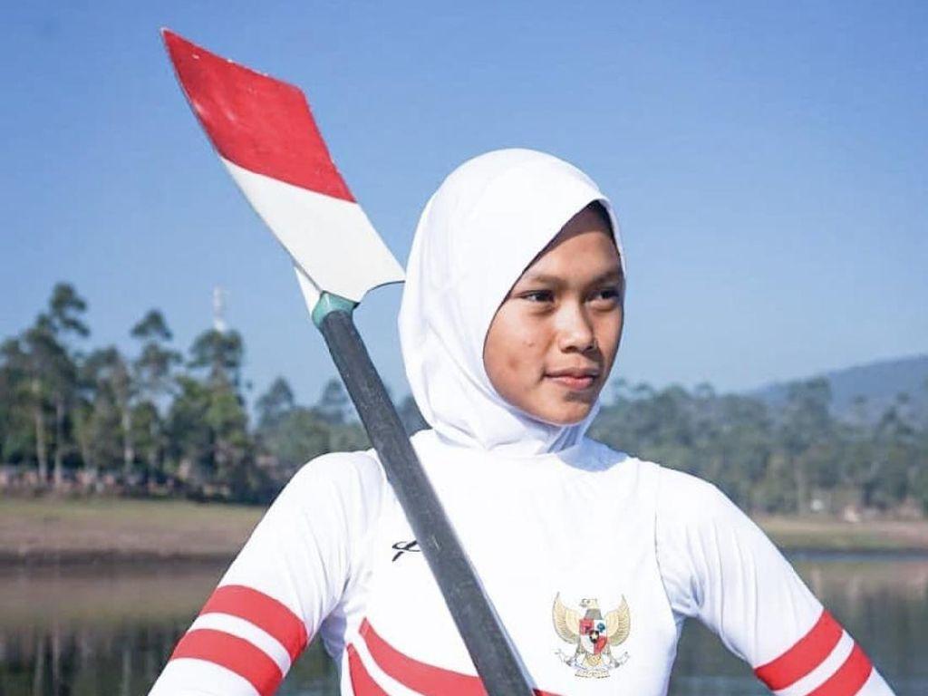 Kisah Mutiara yang Warna Kulitnya Dibully, Kini Bertanding di Olimpiade Tokyo
