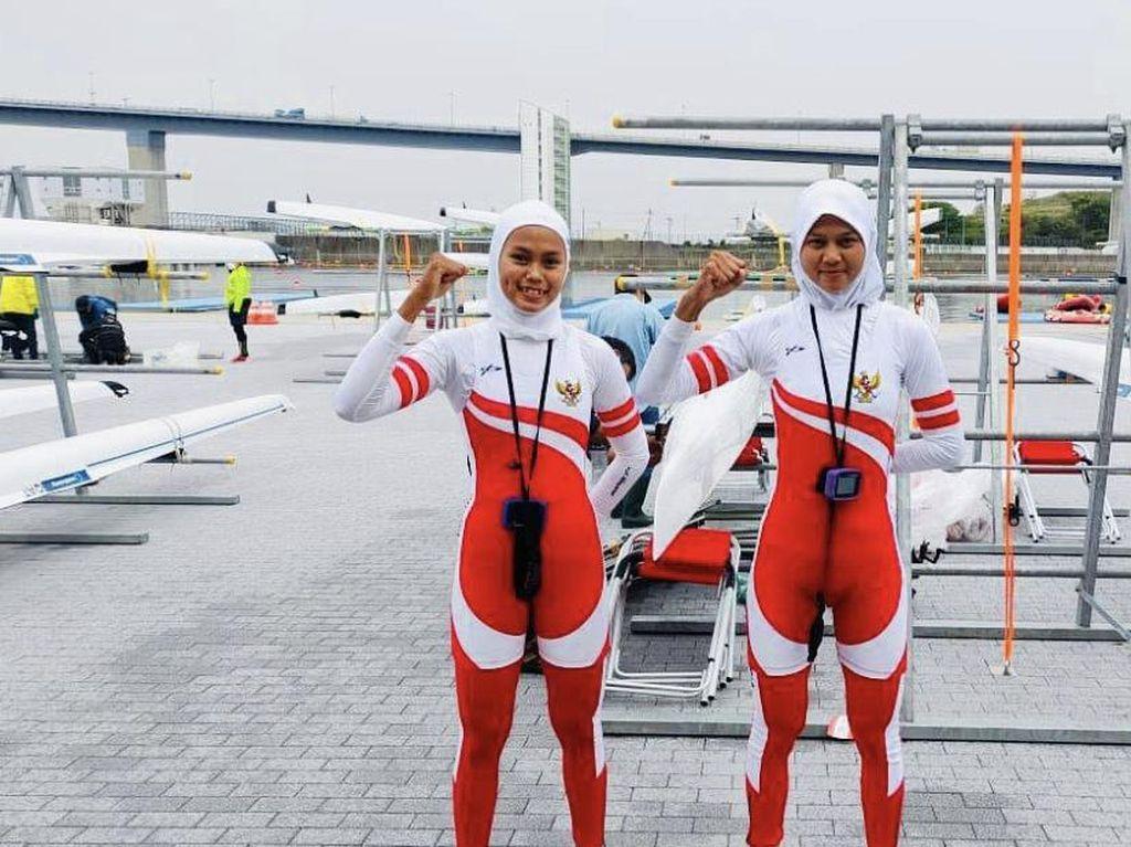 Mengenal 4 Atlet Berhijab Wakil Indonesia di Olimpiade Tokyo 2020