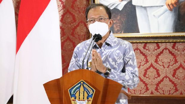 Gubernur Bali Wayan Koster. (dok. Pemprov Bali)