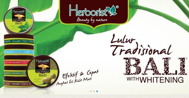 Lulur Tradisional Bali Herborist | Foto : herborist.co.id