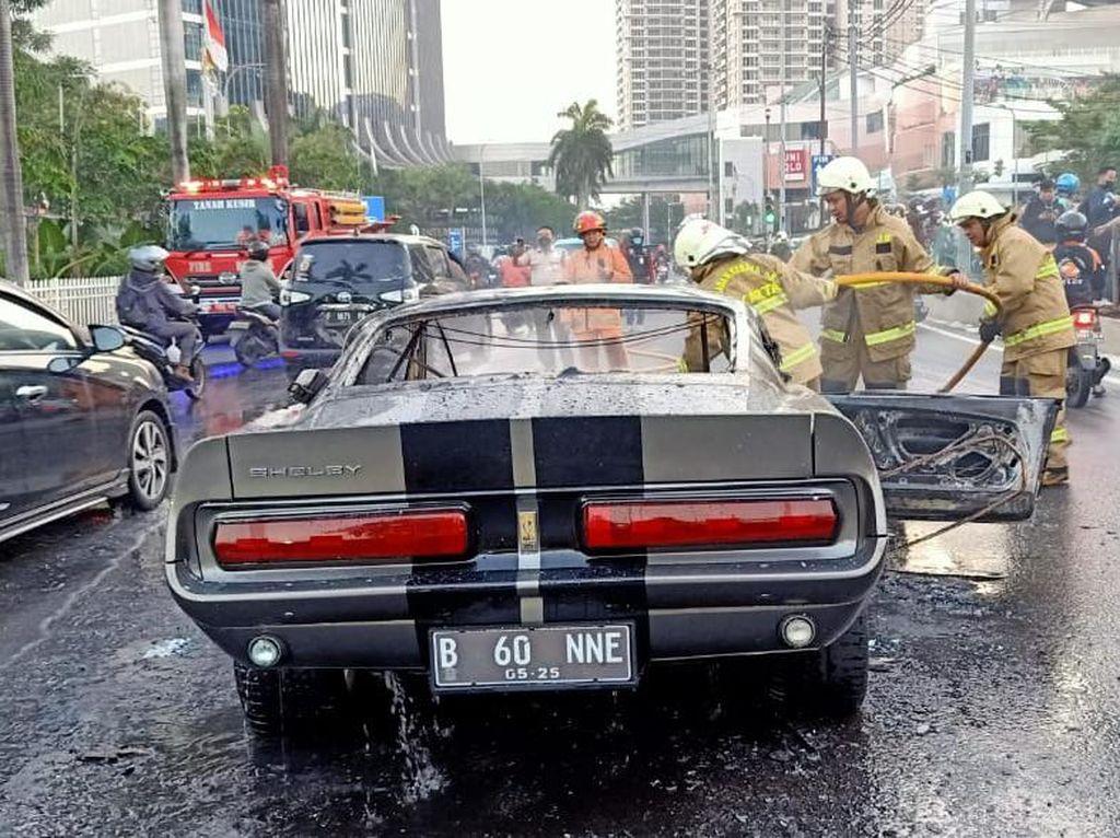 Belajar dari Kebakaran Mustang Shelby GT500, Ini 5 Penyebab Mobil Terbakar Tiba-tiba