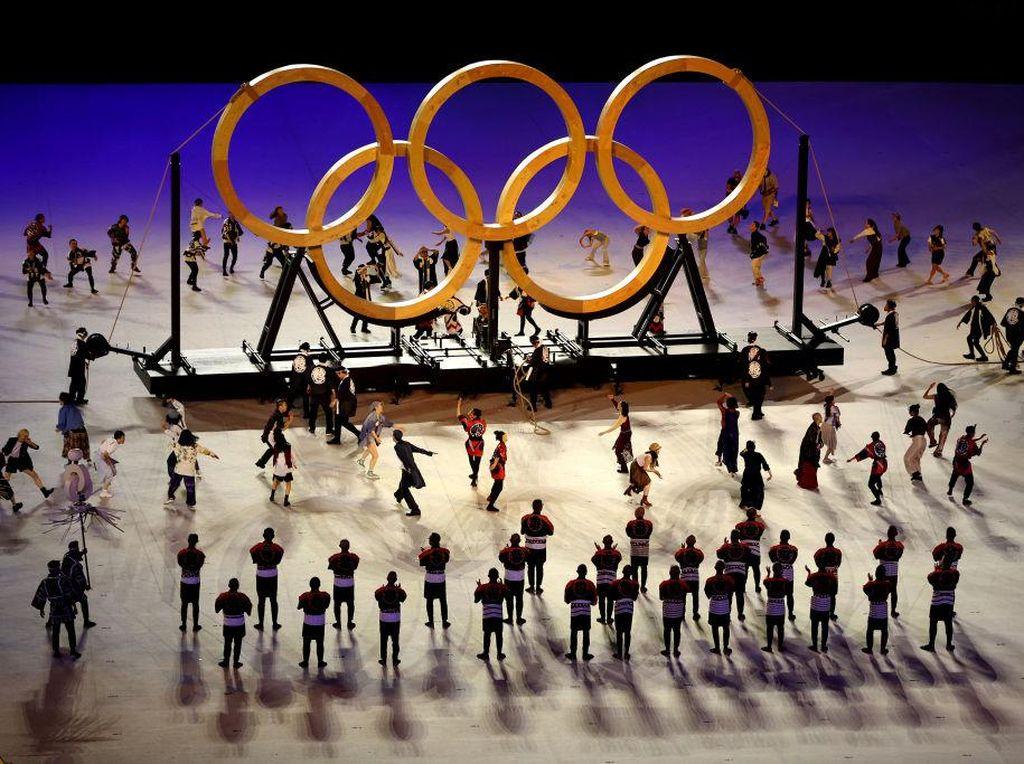 Klasemen Medali Olimpiade Tokyo 2020: Indonesia Turun ke Posisi ke-37