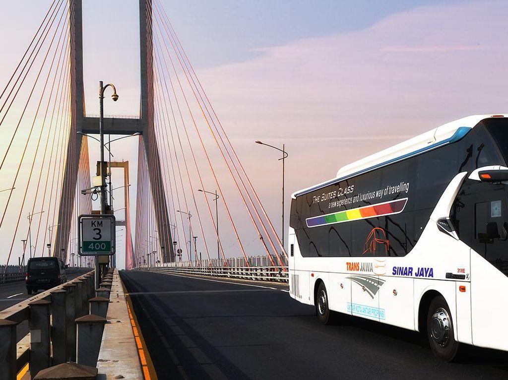 Dijuluki Bus Sejuta Umat, PO Sinar Jaya Juga Jadi Pionir Sleeper Bus di Indonesia
