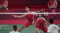 Hasil Bulutangkis Olimpiade 2020: Praveen/Melati Kalah, Jadi Runner-up Grup