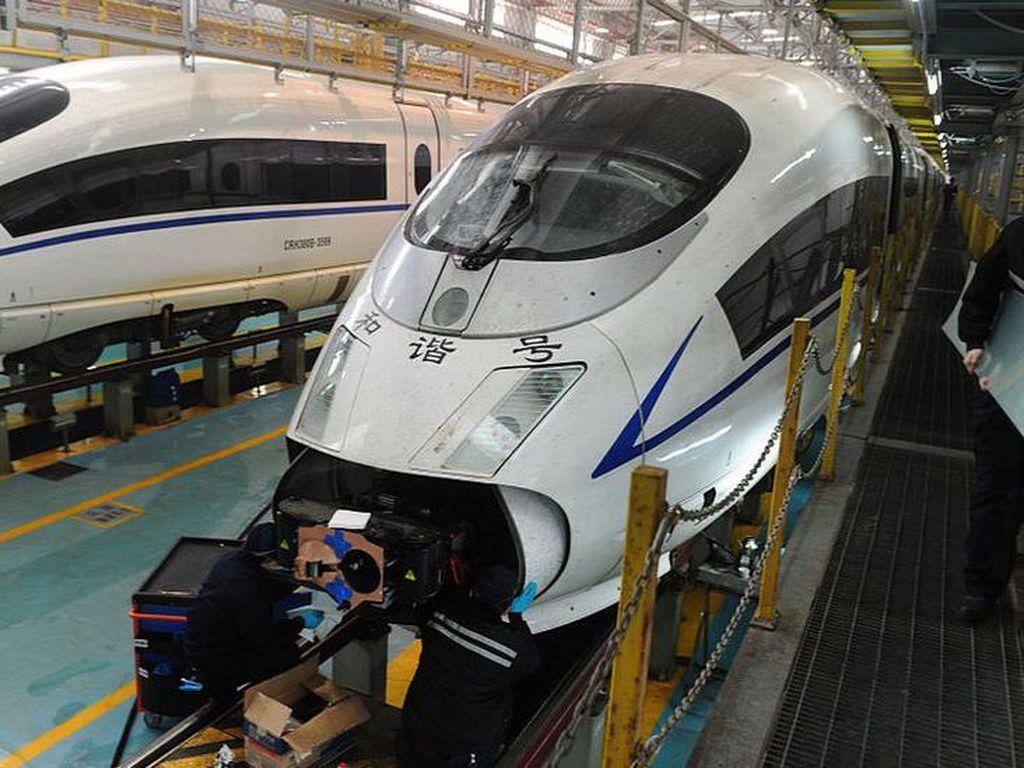 China Berambisi Bangun Rel Kereta Cepat di Asia Tenggara, Ini Alasannya