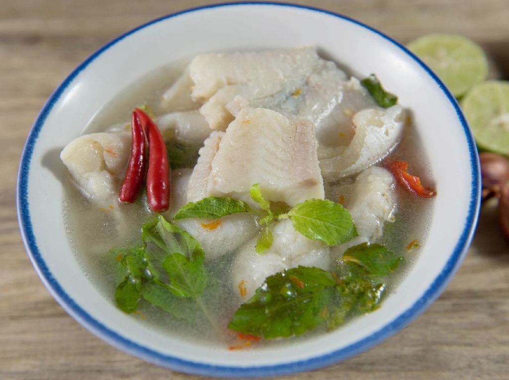 Resep Ikan Kuah Asam Pedas yang Segar Kaya Nutrisi