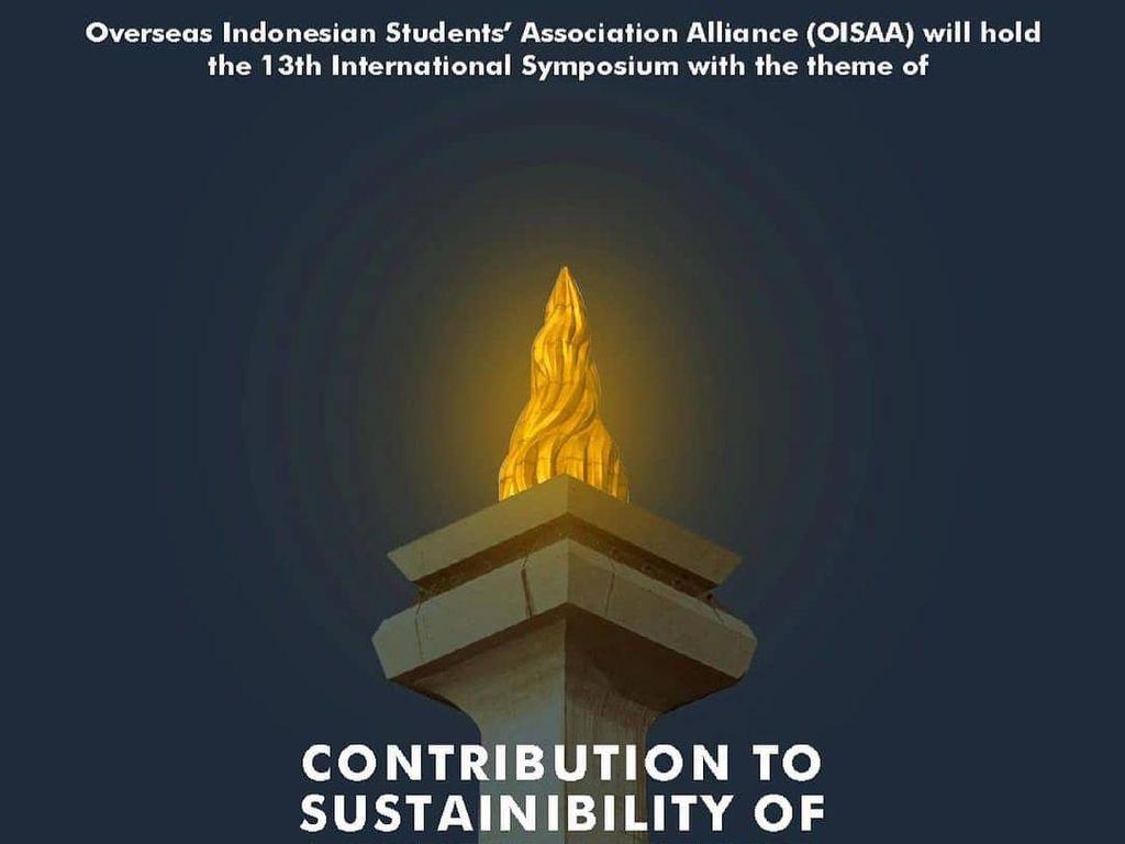PPI Dunia Gelar Simposium Internasional, Ada Seminar hingga Info Beasiswa