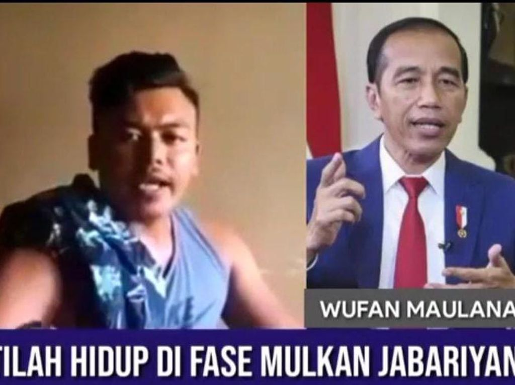 Video Pria di Malaysia Caci Maki Jokowi, Kini Diburu Mabes Polri