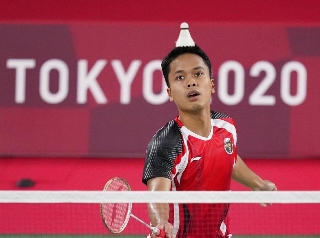 3 Wakil Indonesia di Bulutangkis Olimpiade Tokyo 2020 Masih Buru Medali