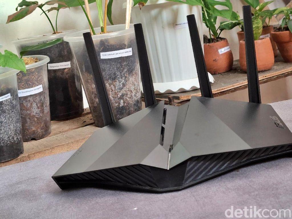 Review Asus RT-AX82U: Router WiFi 6 Bikin Gaming, Streaming dan WFH Lancar