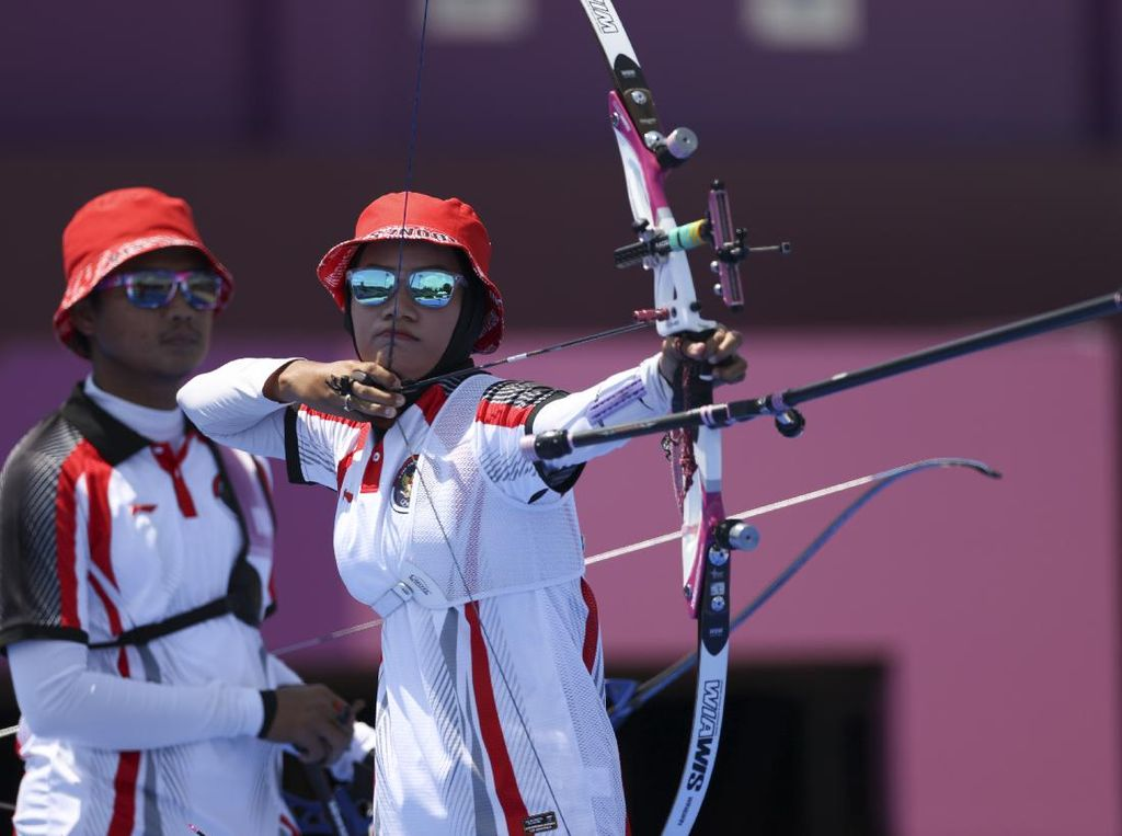 12 Srikandi Indonesia di Olimpiade Tokyo 2020, Prestasinya Bikin Kagum