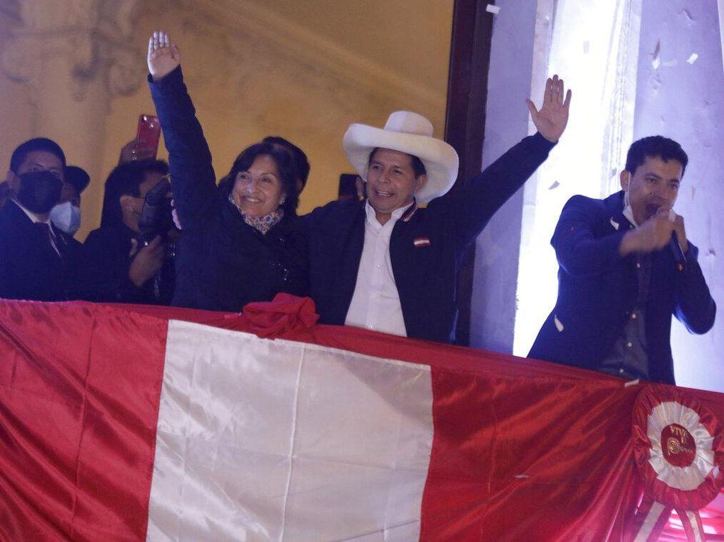 Pedro Castillo, Guru SD yang Kini Dilantik Jadi Presiden Peru