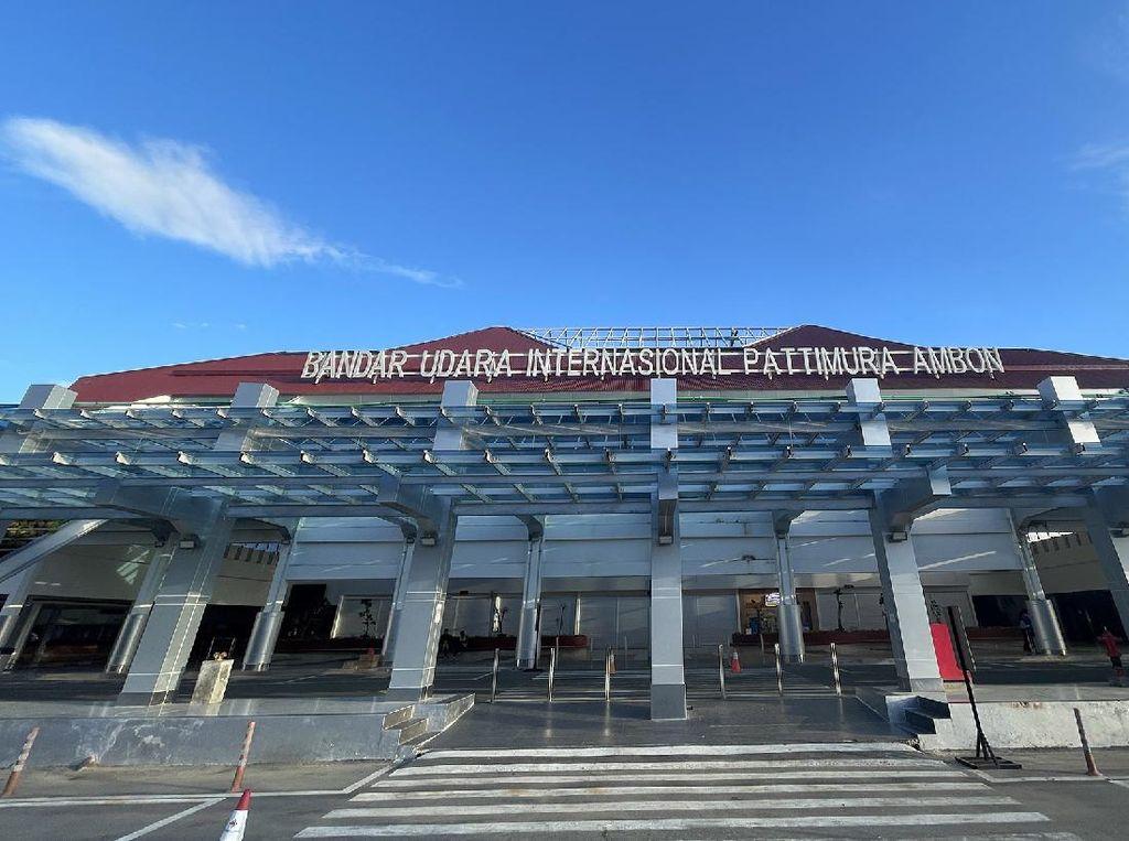 Mantap! Bandara Pattimura Ambon Dapat Penghargaan Internasional